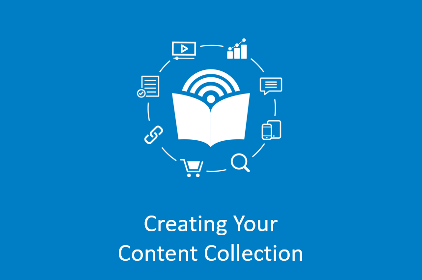 Managing Your Content