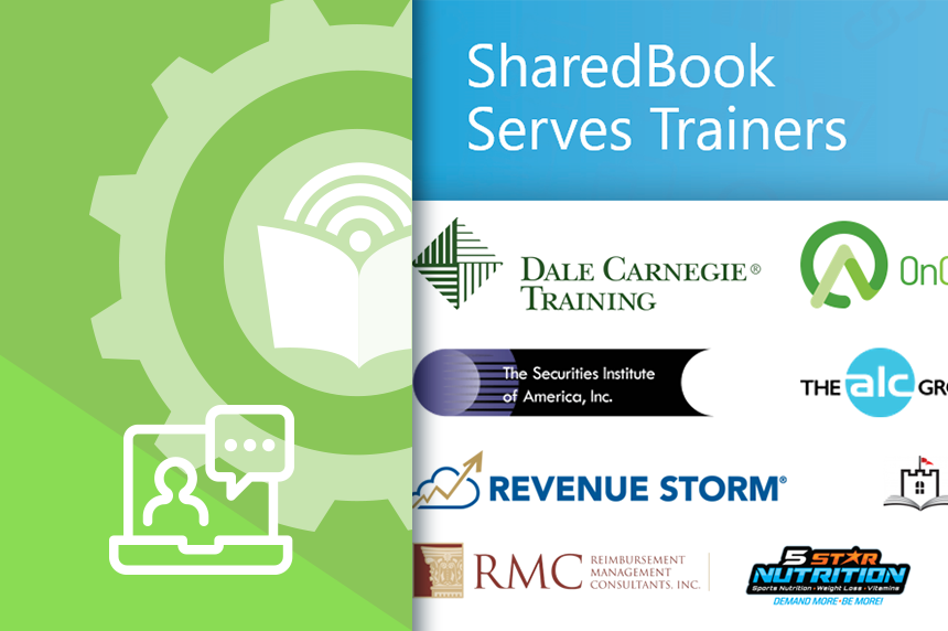 Why Top Training Organizations Use SharedBook