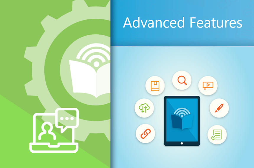 SharedBook Advanced Features